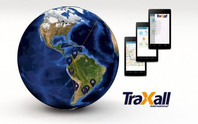 Digital Project in LATAM – TraXall Driver App